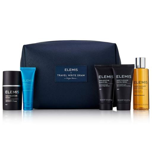 Elemis Mens Luxury Traveller Set