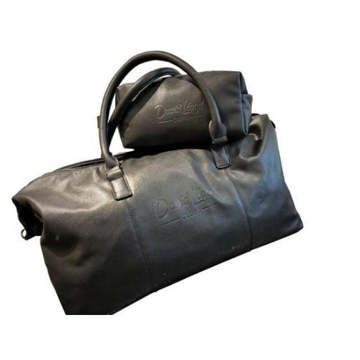 David Lloyd Clubs Deluxe Weekender Bag